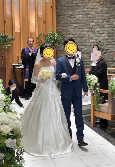結婚式のお写真 木村様