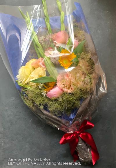 生花 花束 小磯様の作品